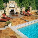 concrete pool decking houston