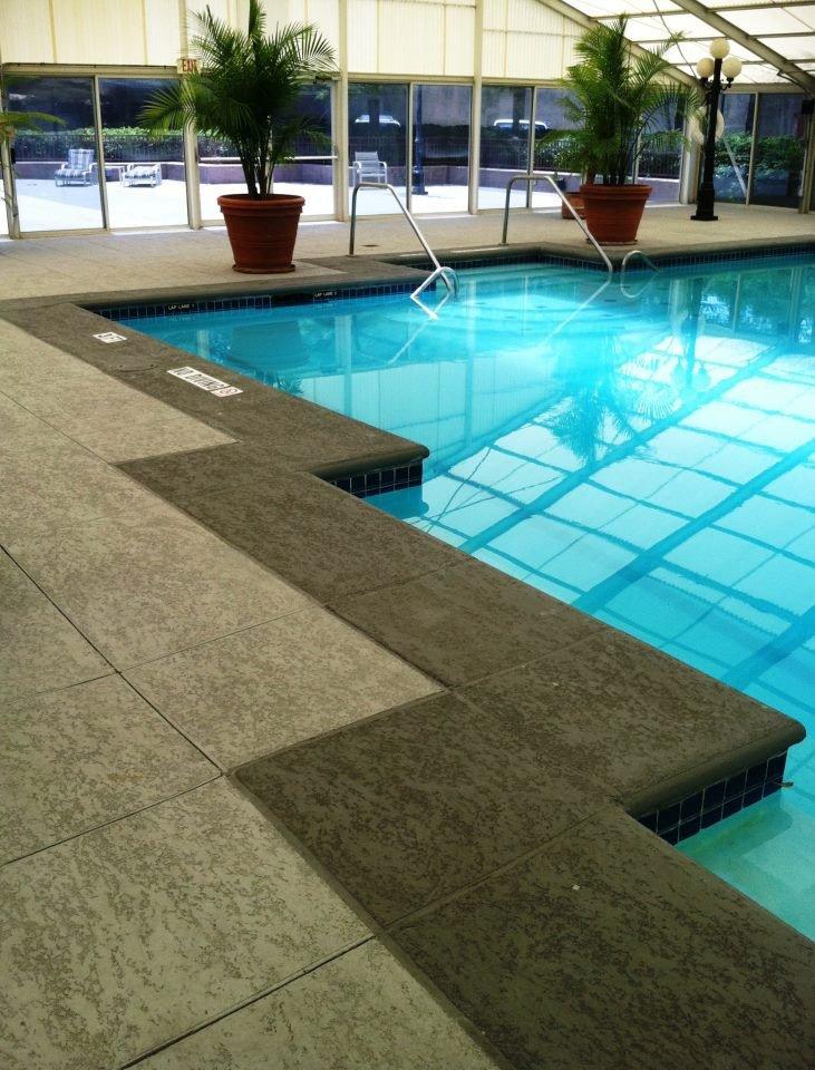 pool deck concrete resurfacing