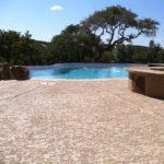 concrete pool decking houston
