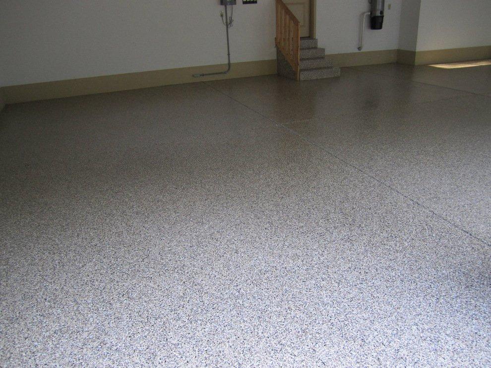 Garage floor ideas houston decorative concrete houston for Garage floor ideas photos