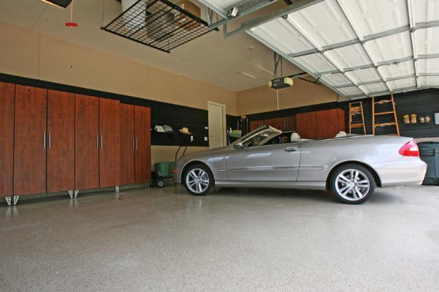 garage floors houston