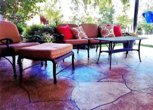 A Concrete Patio Requires A Lot Of Love Because It Is Exposed To A Lot Of  Harsh Elements. Imagine How Much Rain And UV Rays It Has To Endure.