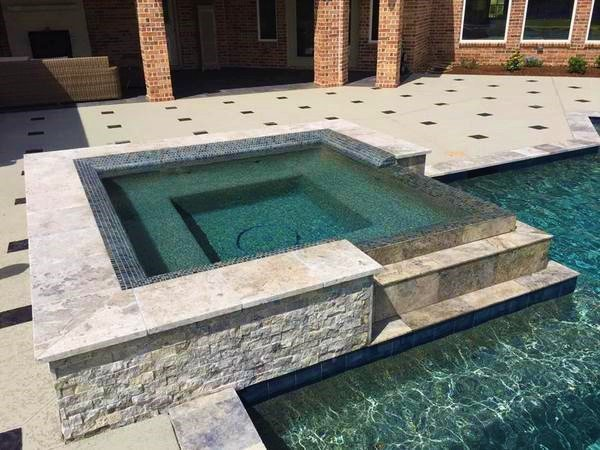 Pool Deck Resurfacing Houston