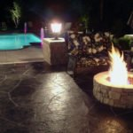 concrete pool deck houston