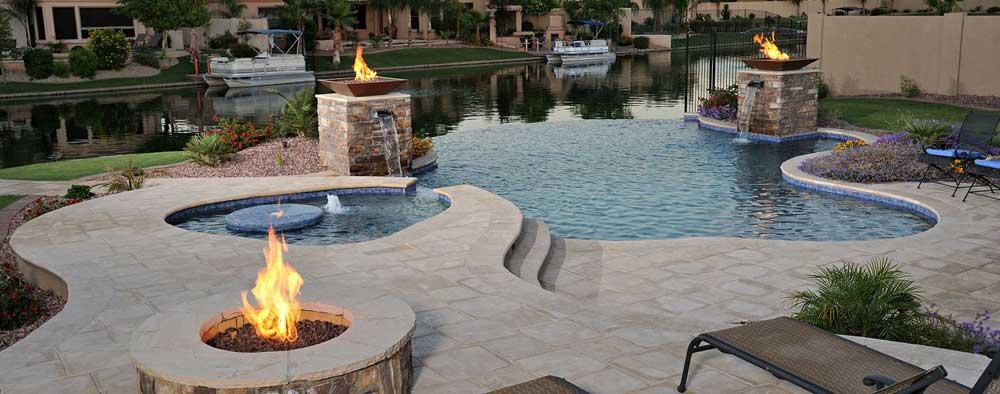 pool deck sun stamp